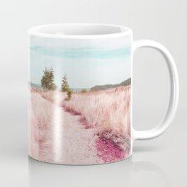 Coastal trail - blush Coffee Mug