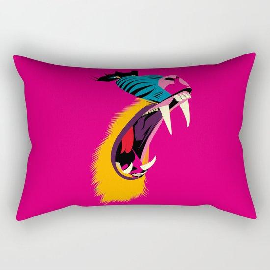 Mandril Rectangular Pillow