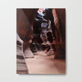 A Sandy Path Metal Print