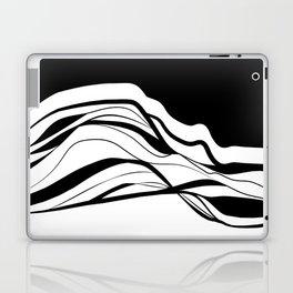 Black & white / minimalist Laptop & iPad Skin