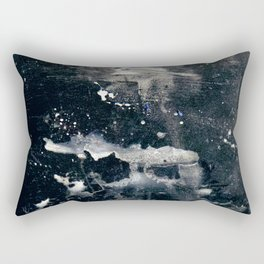 Pale Figure Rectangular Pillow