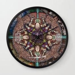 Four Horsemen of AI Singularity Wall Clock