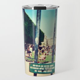 Tame Impala - Lonerism Travel Mug