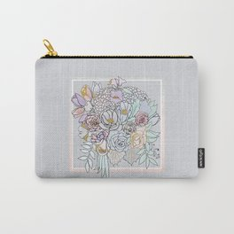 Bouquet 2 Carry-All Pouch