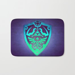 Zelda Shield Bath Mat