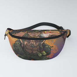 War Machine - The Nam Dude Fanny Pack