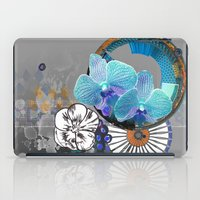 orchid iPad Cases featuring Orchid by Sabah