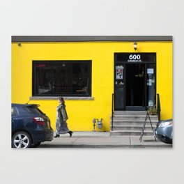 600 Canvas Print