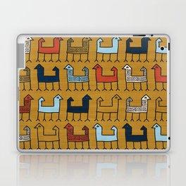 Zagros in Yellow Laptop & iPad Skin