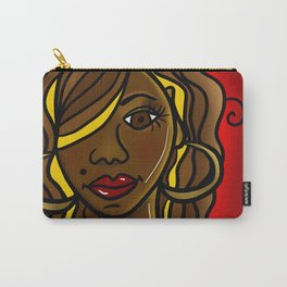 Determined Sista! Carry-All Pouch