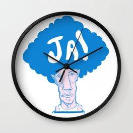 Ja! Wall Clock