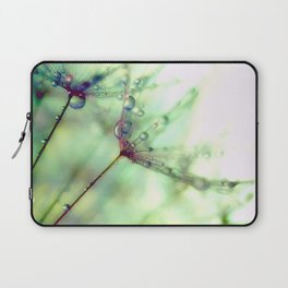 Wish With All Your Heart Laptop Sleeve