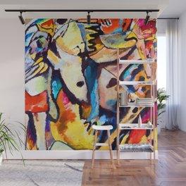 Wassily Kandinsky Improvisation XIII Wall Mural