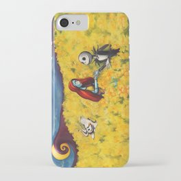 Jack's Bloom iPhone Case