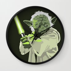 Yoda of Star Wars Wall Clock
