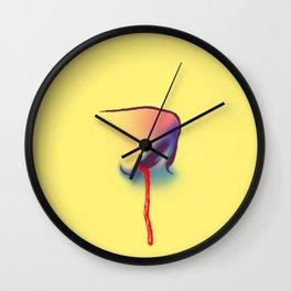Nose #2 Wall Clock