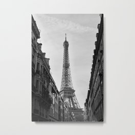 Been There, Shot That (Pt. 8 – Paris, France) Metal Print