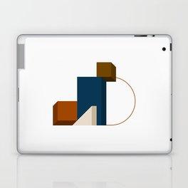 Abstrato 02 // Abstract Geometry Minimalist Illustration Laptop & iPad Skin