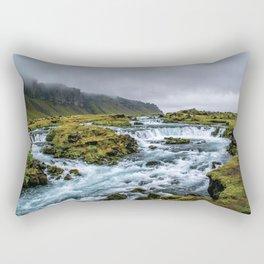 Roadside Retreat Rectangular Pillow