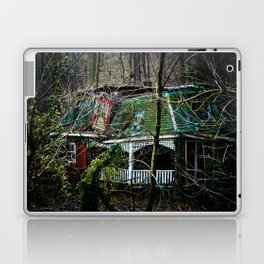 Red House Laptop & iPad Skin