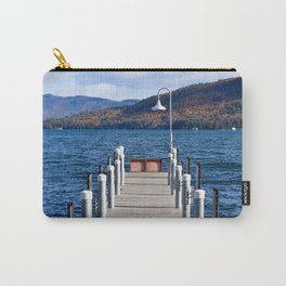 Lake George Pier Carry-All Pouch