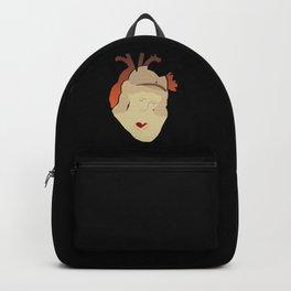 Angel Heart Break Backpack