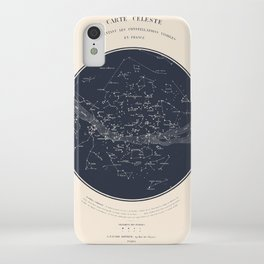 Carte Celeste iPhone Case