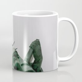 A Lady in green - NYC Coffee Mug