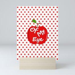 Apple Of My Eye Mini Art Print