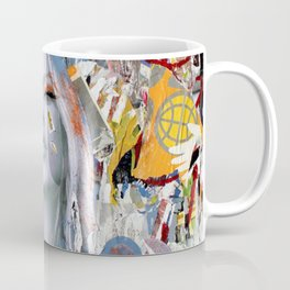 Graffiti Girl Coffee Mug