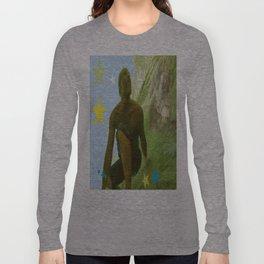Surfing Renaissance  Long Sleeve T-shirt