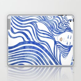 Water Nymph XXVII Laptop & iPad Skin