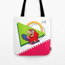Parrot Pal Tote Bag
