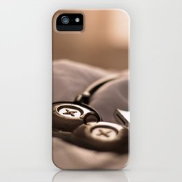 Electric Lullaby iPhone Case