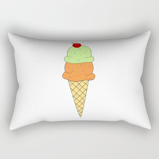 Tasty Treats Rectangular Pillow