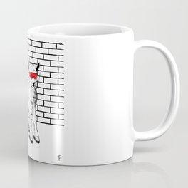 Brave Little Lamb Coffee Mug