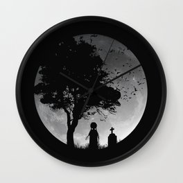 SLEEP WALKER Wall Clock