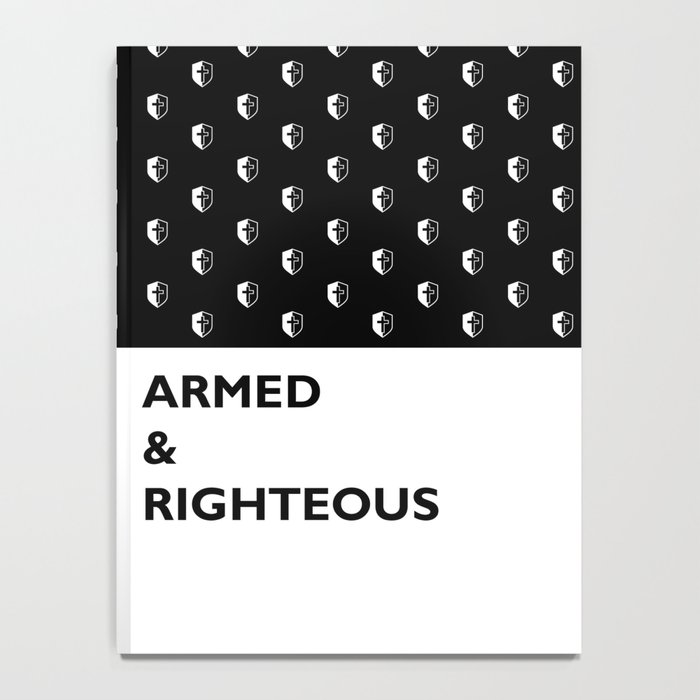 Armed & Righteous Notebook