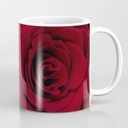 Ruby Roses Coffee Mug