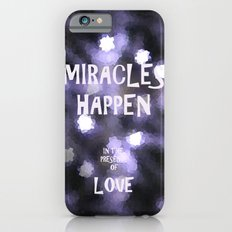 Miracles Slim Case iPhone 6s