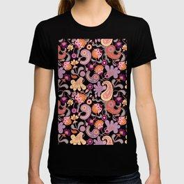 Pastel Paisleys T-shirt
