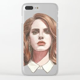 born to die Clear iPhone Case