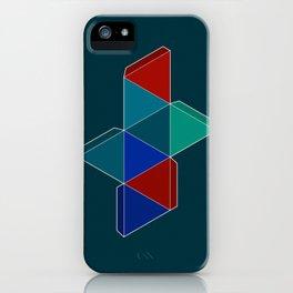 Octahedron I iPhone Case