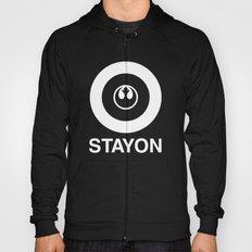 Stay On Target... Hoody