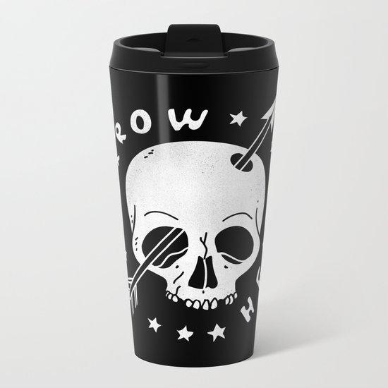 Arrowhead Metal Travel Mug