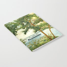 Island Ferry Notebook