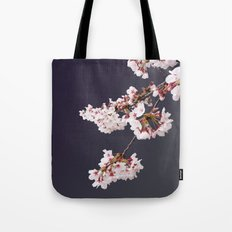 Cherry Blossoms (illustration) Tote Bag