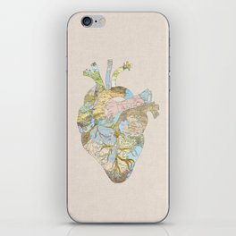 A Traveler's Heart (N.T) iPhone Skin