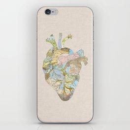 A Traveler's Heart (N.T) iPhone Skin