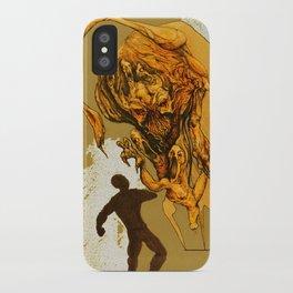 Creature Concept iPhone Case